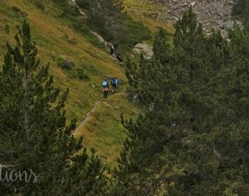Senderismo Pirineos Ossoue Basurde 30