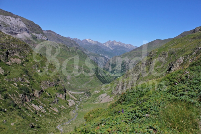 Senderismo Pirineos Troumouse Basurde 23