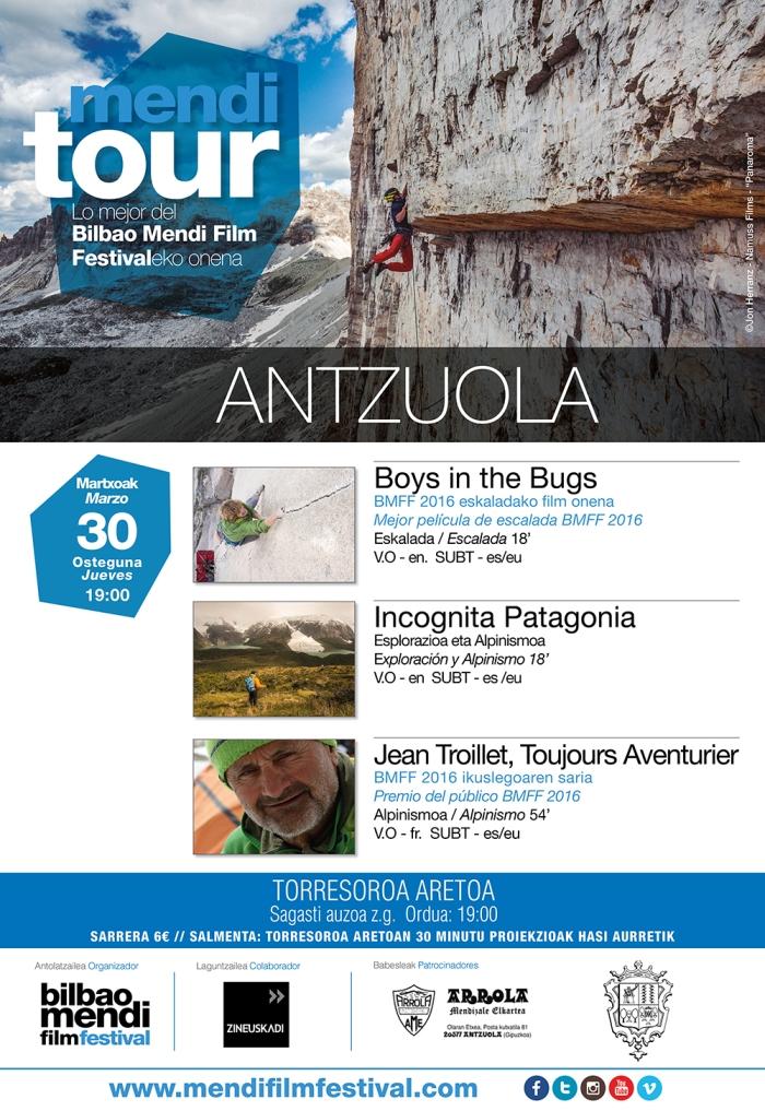 MendiTour Antzuola