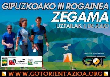 Rogaine Zegama