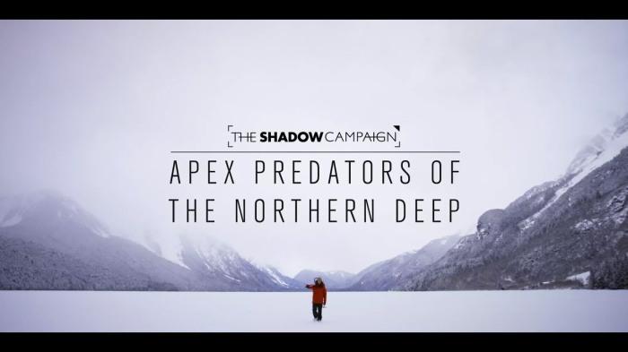 APEX PREDATORS OF THE NORTHERN DEEP