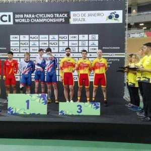 Amador bronce Mundial Río 2018-3