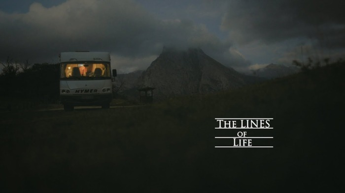 THE LINES OF LIFE
