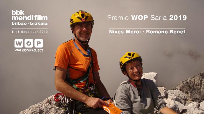 Premio WOP Saria_Nives Meroi_Romano Benet